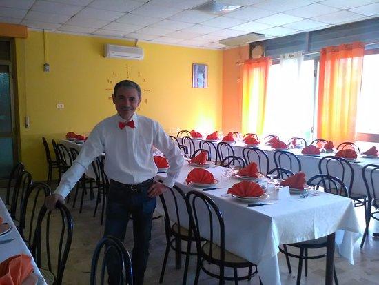 Orroli, Italia: PIERETTO IN SALA