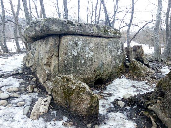 Khanzhokh Dolmen