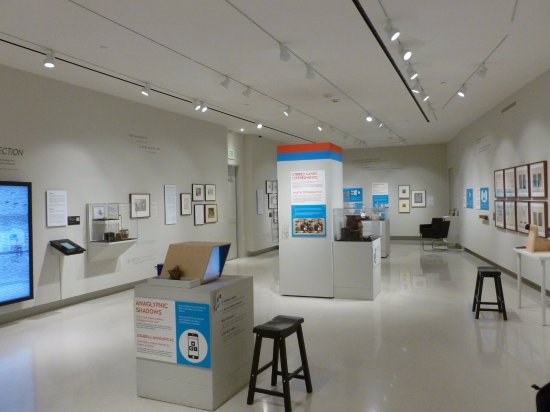 Museum of Photographic Arts (MoPA): History of photography exhibit.