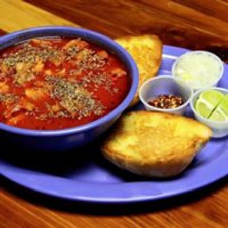 Clint, TX: Awesome Menudo Bowl