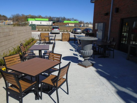 Trophy Club, Τέξας: Huge Outdoor Patio