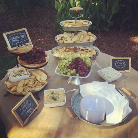 Reidsville, NC: Wedding Catering