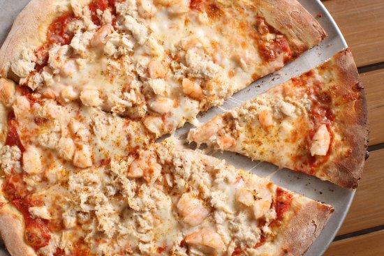 Chesapeake City, MD: Brick Oven Chesapeake Pizza