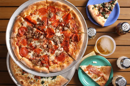 Chesapeake City, MD : Fresh Brick Oven Pizzas - Half Price Specials Available