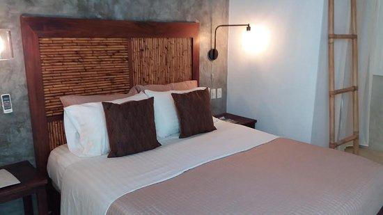 Villa Caracol: comoda habitación