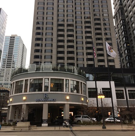 Picture of renaissance chicago downtown hotel for All hotels downtown chicago