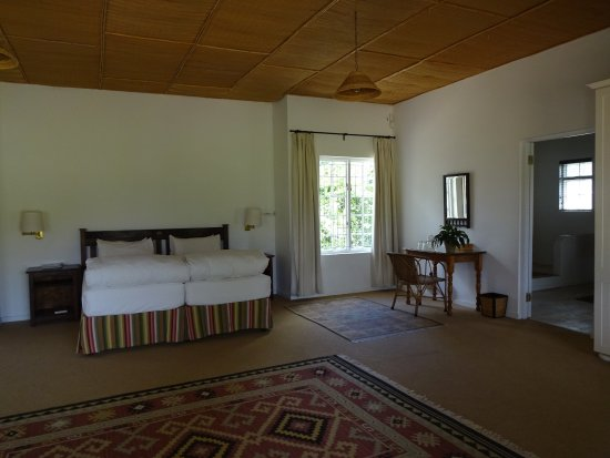 Addo, Sudafrica: Beautiful room