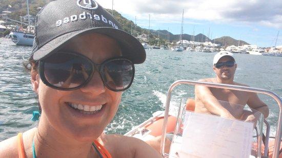 Marigot, St. Maarten-St. Martin: Tropical Boat