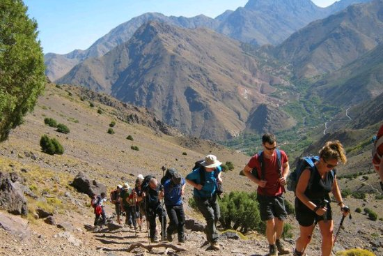 Imlil, Marokko: 3 Day Mount Toubkal Guided Trek - Mt Toubkal Ascent 3 Days