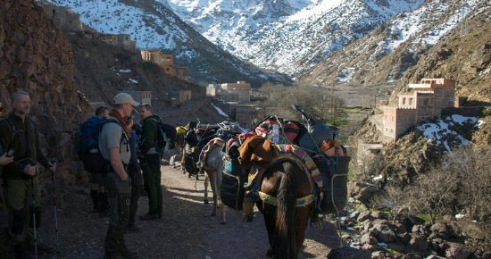 Imlil, Marokko: 2-day-Mt-Toubkal-Trek - Atlas Trek with Guide