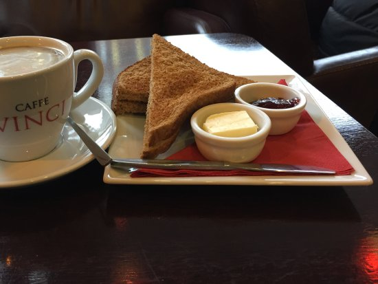 Caffe Venecia Ltd: Another choice of breakfast.