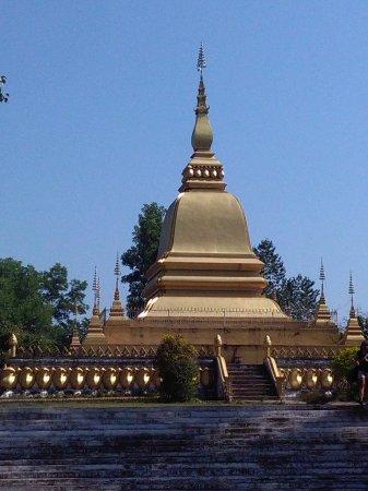 Phu That: Stupa