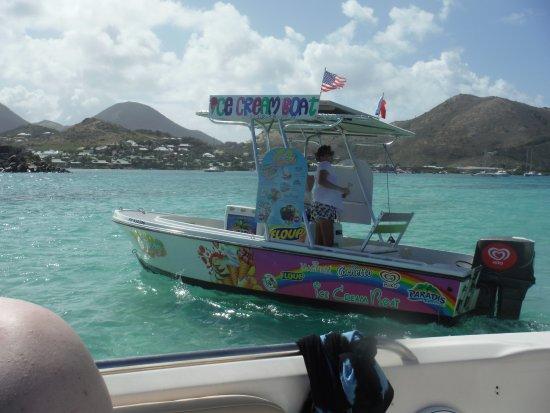 Oyster Pond, St. Maarten-St. Martin: Pinel island