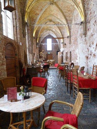 Kloster Graefenthal: Klostercafe