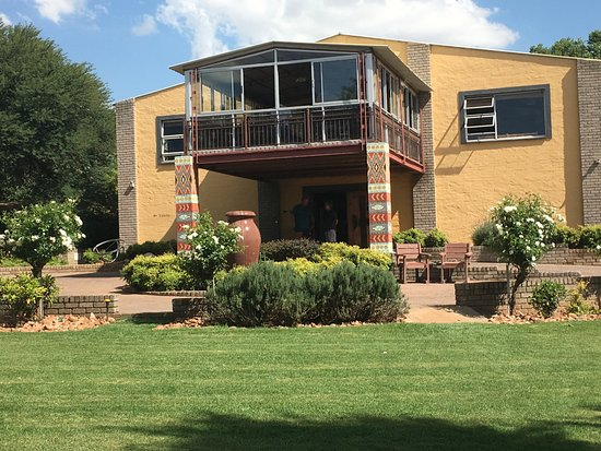 Vereeniging, Afrique du Sud : Restaurant and shop