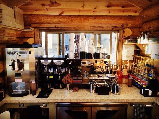 Ely, MN: Espresso Bar