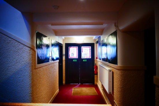 Bathgate Cinema Entrance/exit doors. & Entrance/exit doors. - Picture of Bathgate Cinema Bathgate ...
