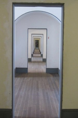 Fort Point National Historic Site: Never ending!!!