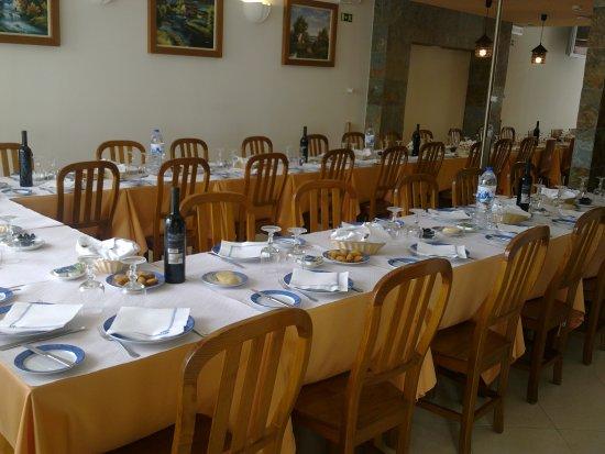 Amadora, Portugal: Restaurante O Moinho