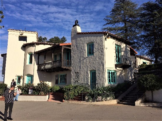 Newhall, CA: William S. Hart home/museum