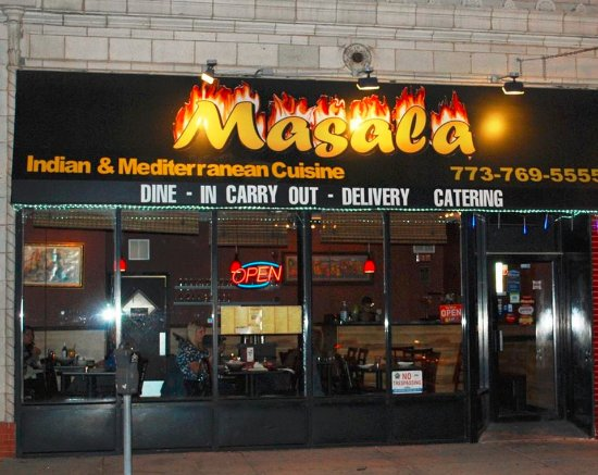 Masala Indian And Mediterranean Cuisine Chicago Uptown