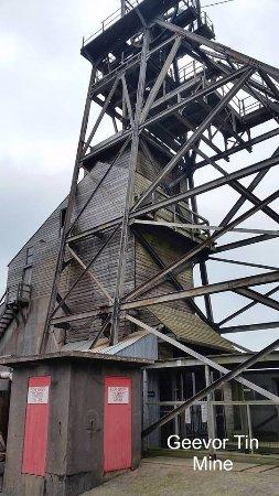 Pendeen, UK: Geevor Tin Mine