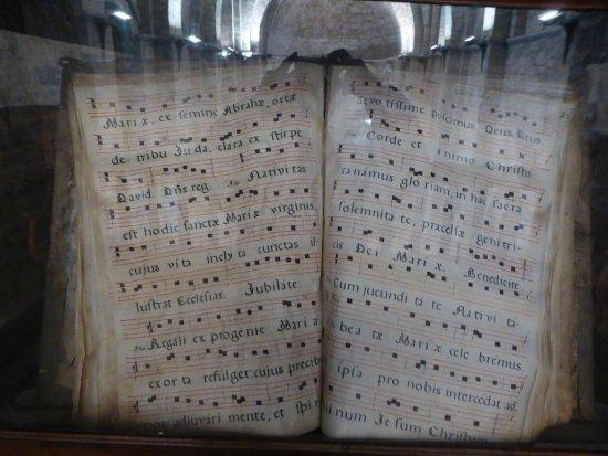 Hecho, Spagna: Incunable en el monasterio de Siresa