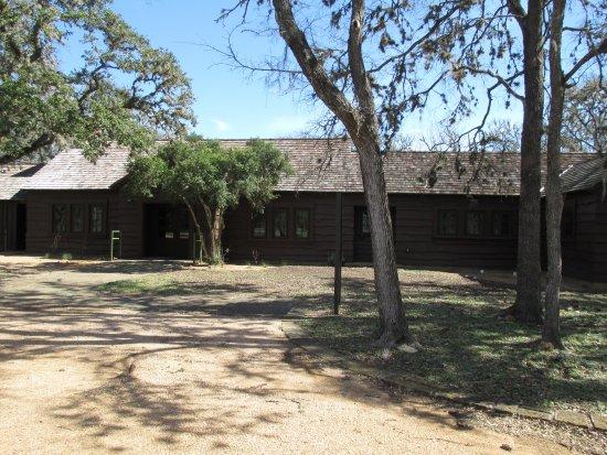 Lockhart, تكساس: Dining hall