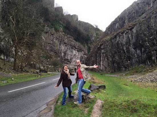 Cheddar, UK: Gorge