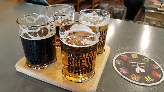 Moeller Brew Barn, Maria Stein, OH