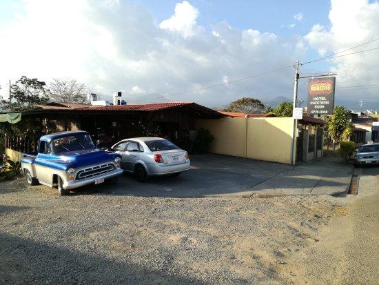 San Isidro de El General, Costa Rica: Don Roberto - Hotel y Cafeteria