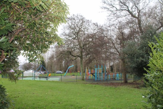 Newtownabbey, UK: Playground.