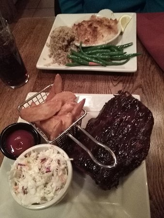 Hanover, Nueva Hampshire: Jesse's Steak and Seafood
