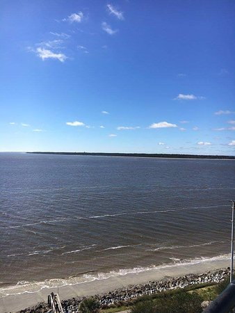 Saint Simons Island, GA: View from the top