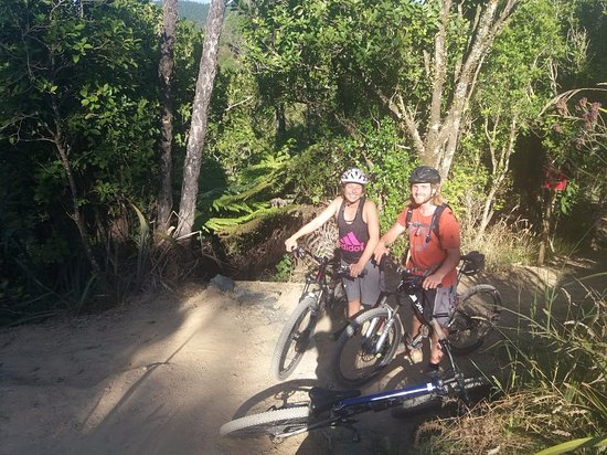 Paihia, New Zealand: At the top