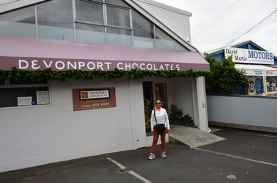 Devonport Chocolates: Etape gourmande!