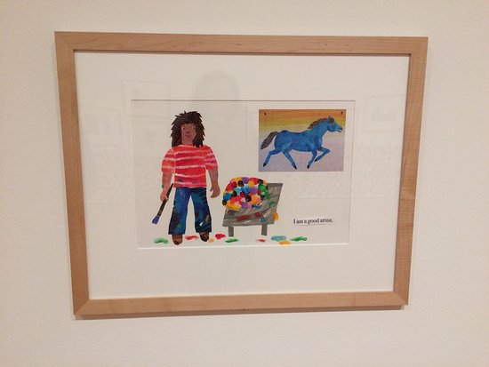 High Museum of Art: The artist that painted a blue horse