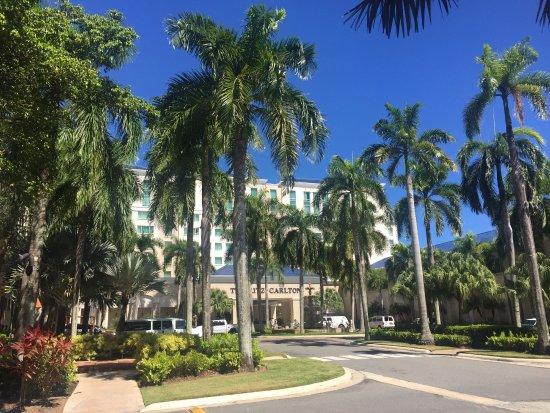 The Ritz-Carlton, San Juan: Entrance