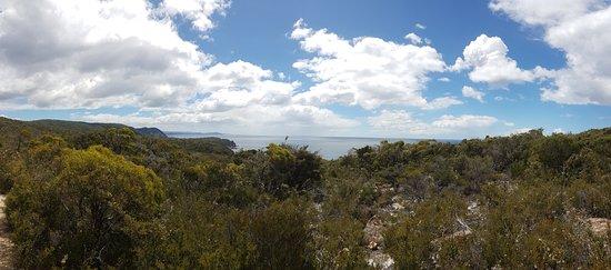 Freycinet, Australia: View on walk