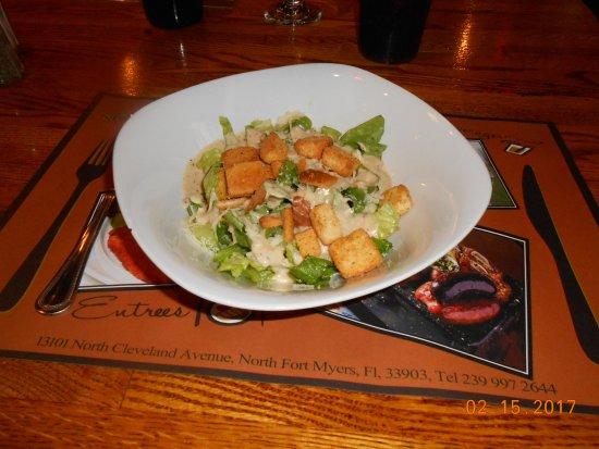 North Fort Myers, FL: salad