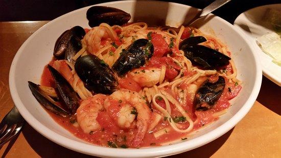 Linguine Di Mare Picture Of Olive Garden Sterling Tripadvisor