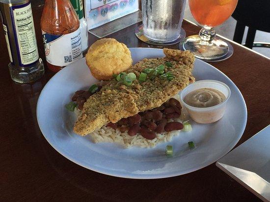 Port Orange, Φλόριντα: Jambalaya and Catfish