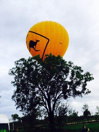 Hot Air Balloon Port Douglas