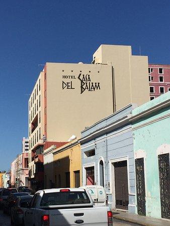 Hotel Casa del Balam : photo0.jpg