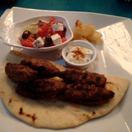 Opa Restaurant Jamaica Menu