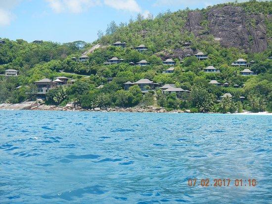 Four Seasons Resort Seychelles: Totally hidden away