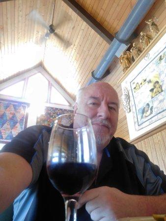 Ephraim, WI: Pass the Vino!