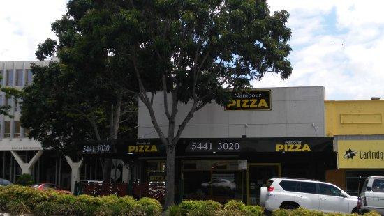 Nambour, أستراليا: Nambour Pizza