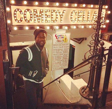 Comedy Cellar : Lucky night!