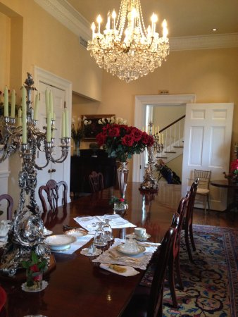 Jackson, LA: Dining room downstairs